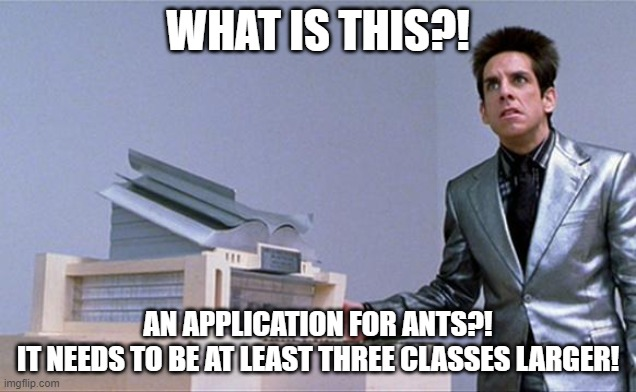 Application for Ants?